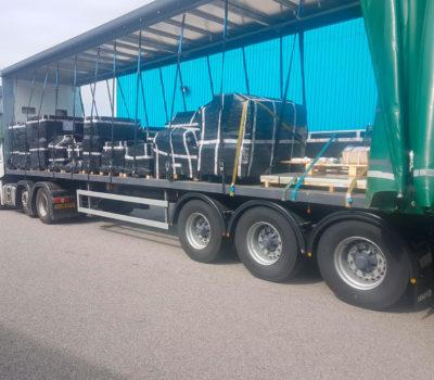 Air freight from ABERDEEN to Baku Azerbaijan